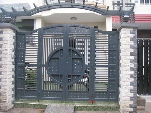 Ưu điểm của cửa sắt