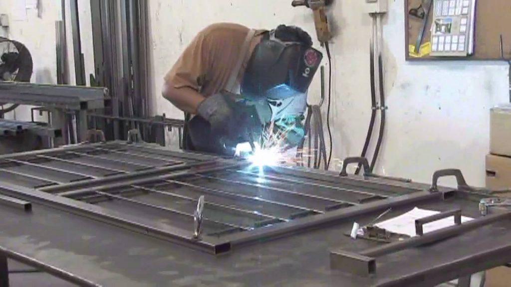 hàn đồ sắt tại nhà tphcm